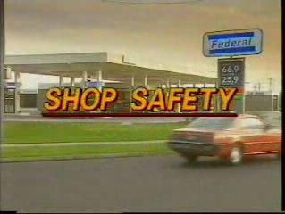 Shop Safety Video